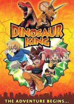 Dinosaurs TV Show   ... Kodai Ôja Kyôryû King D-Kids Adventure (Dinosaur King) (TV Series