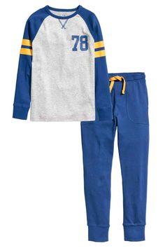 Pijama de dos piezas | H&M