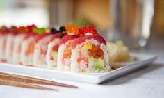 Menu sushi et brochettes pour 2 personnes - Restaurant Inattendu à Paris