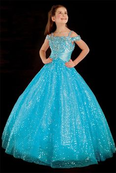 Girls Pageant Dresses Clearance - RP Dress