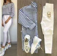 The 7 Universal Styles-Los 7 Estilos Universales The 7 Universal Styles - Outfits tenis Fashion Mode, Look Fashion, Hijab Fashion, Girl Fashion, Fashion Outfits, Mode Outfits, Jean Outfits, Fall Outfits, Cute Casual Outfits