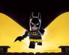 Lego Batman Movie Valentines Day Cards Instant Download