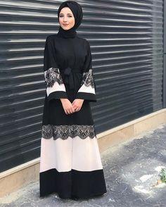 Iranian Women Fashion, Islamic Fashion, Muslim Fashion, Street Hijab Fashion, Abaya Fashion, Fashion Dresses, Hijab Evening Dress, Hijab Style Dress, Mode Abaya