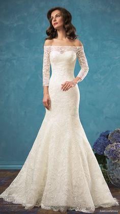 Amelia Sposa 2017 Wedding Dresses