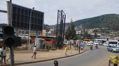 Street in Kigali