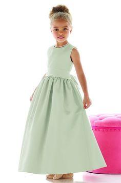 Dessy Fl4021 Flower Girl Dress | Weddington Way
