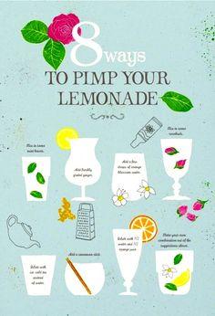 pimp your lemonade