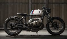 CRD #58 BMW R100 BY CAFE RACER DREAMS