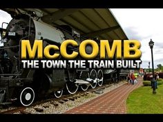 McComb | The Town the Railroad Built Celebrates Its Past | http://newsocracy.tv