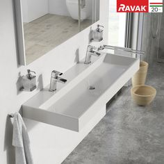 Rave, Sink, Bathtub, Home Decor, Bathroom Ideas, Raves, Sink Tops, Standing Bath, Vessel Sink