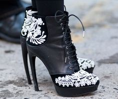 New York Fashion Week Trend: Winter Booties - ShoeCurator.com