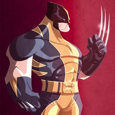 Wolverine by Michael Pasquale