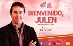 Julen Lopetegui, nuevo seleccionador español