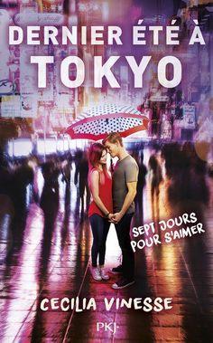 Dernier été à Tokyo - Vinesse, Cecilia - Pocket Jeunesse sur www.librairiecharlemagne.com