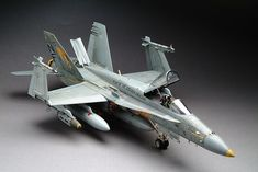 1/32 Scale F/A-18C Hornet
