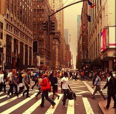NY-En la calle!!