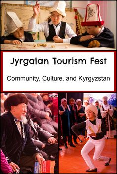 The Jyrgalan Tourism Festival - a celebration of community, culture, and Kyrgyzstan in one of the most promising new nature / ecotourism resorts anywhere in Central Asia. See more at http://www.monkboughtlunch.com