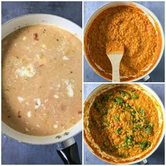 Red lentil dahl (dal, daal) is a 20 minute tasty Indian curry recipe. Stovetop, slow cooker and Instant Pot dal methods. Red Lentil Dahl Recipe, Lentil Recipes, Curry Recipes, Vegan Indian Recipes, Vegetarian Recipes Easy, Veggie Meal Plan, Easy Indian Curries, Vegetable Pakora, Dhal Recipe