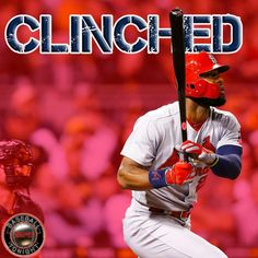 For the 3rd straight year, the Cardinals win the NL Central!