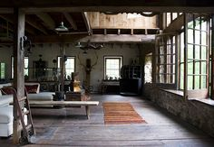 Oswald's Mill is an 18th Century Germanic house mill in Pennsylvania currently used for shooting print or film.