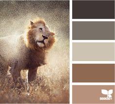 Осенние цвета в интерьере | IVOREE
