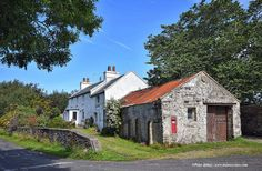 The old General Store in Smeale at Andreas © Peter Killey - manxscenes.com