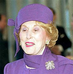 ✿  Estée Lauder, the Gorgeous Founder of her Own Cosmetics Global Empire, One of the Women I Most Admire  <3