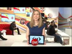 CNET First Look at The Eye Tribe at CES 2013, eye gaze to control mobile devices