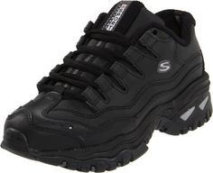$49.95-$54.95 Skechers Women's Energy Sneaker,Black,6 W -  http://www.amazon.com/dp/B000PGR73W/?tag=icypnt-20