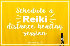 Everybody needs a little bit of Reiki in their lives. Schedule a Reiki session right now !