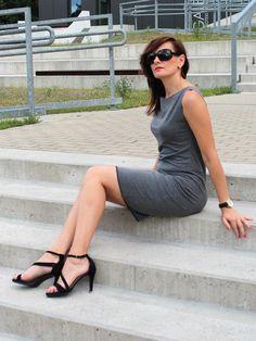 Simple, classic, cotton, office dress, all sizes Mary Janes, Dress Skirt, Etsy, Elegant, Skirts, Beautiful, Dresses, Fashion, Formal Skirt