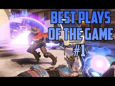 Overwatch - Best Plays of the Game #1