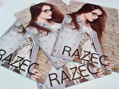 Catálogo de #moda Razec.