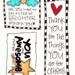 Thank you printables for remembering those who serve around you. Can attach to side of baby wipes plastic box, fill with goodies, and tie up with twine, or just use as tag and attach to cute bag. Volunteer Gifts, Volunteer Appreciation, Teacher Appreciation Gifts, Teacher Gifts, Thank You Notes, Thank You Gifts, Activity Days, Happy Day, Craft Gifts