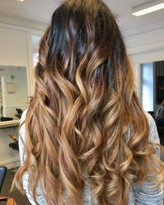 Dark to light ombre light dark brown to light brown chocolate caramel light brown nails dark . dark to light ombre hair Dark To Light Ombre, Light Brown Hair, Light Hair, Dark Brown, Hair Lights, Hair Color Highlights, Hair Color Balayage, Hair Color Purple, Brown Hair Colors