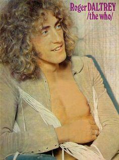 Roger Daltrey - 1971 Holland