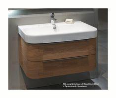 duravit happy D2 waschbecken mit Unterschrank ca. 1000,-