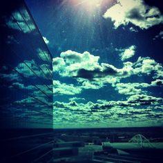 "Beautiful!! @fish9er's photo: @Jordan Blaisdell #omni #dallas #sky #clouds #reflection"" http://www.omnihotels.com/FindAHotel/DallasHotel.aspx"