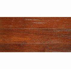 "View the LM Flooring 37S91 Gevaldo Handscraped Natural Sucupira Preta 5"" x 48"" Hardwood Flooring at Build.com. Nice and warm"