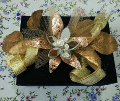 A bow over a gift box