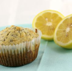 Coconut-Lemon Poppy Seed Muffins and Giveaway! |