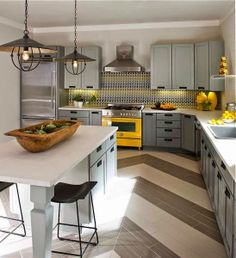 All Colors Of Design - grey and yellow