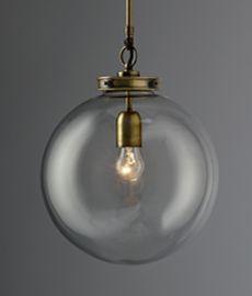 hector finch hector glass globe medium single fitting astro lighting evros light crystal bathroom