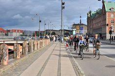 12 princípios de desenho urbano sustentável para cidades mais habitáveis, Copenhague, Dinamarca. Imagem © pedrik, via Flickr