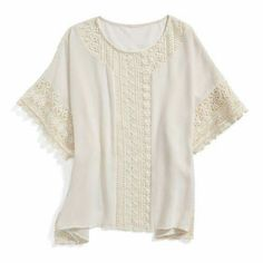 Collective Concepts Vivi Embroidered Top