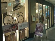 Cooper Bikes Pop up Store