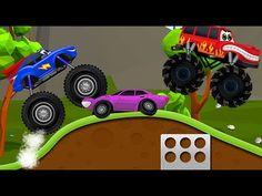 juegos para nios divertidos juego de carros monstrus batman spiderman