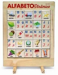 Alfabeto Dinâmico - Jott Play