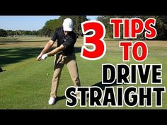 3 Tips To Drive Straight - YouTube