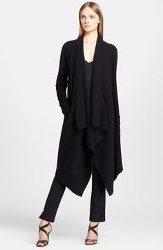 drape cashmere - so perfect | @nordstrom #nordstrom
